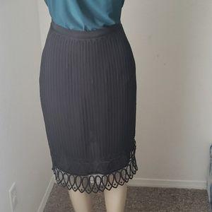 Sigrid Olsen Silk Skirt size 6
